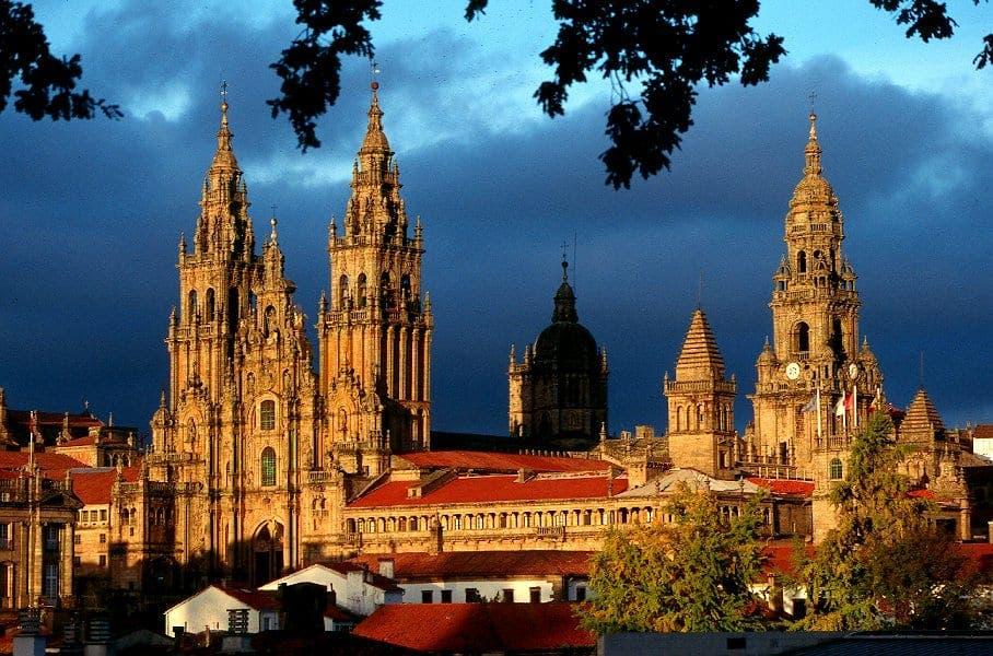 The mighty Camino de Santiago