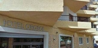 hotel oroso ibiza british holidaymaker dies