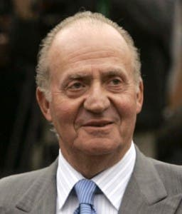 king juan carlos calls for unity in Spain during these hard times