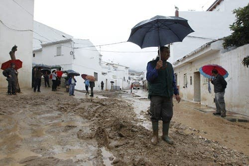 British woman dead after flash floods kill ten in southern Spain