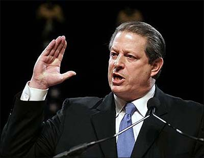 Al Gore set to lay out 'green business' plan in Spain