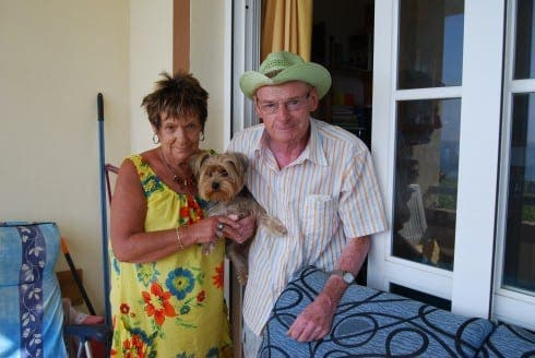 Couple forced out of their Torrox home for feeding cats