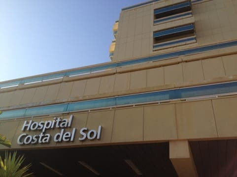 British couple held on suspicion of child abuse after baby suffers fractured skull in Marbella