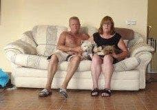 David and Ann Steel One Way Van Hire row e