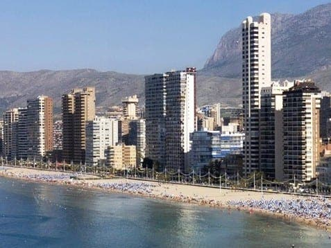 Hotels in Benidorm e