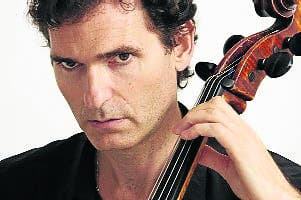 British cellist wows audiences in Spain