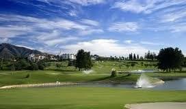 Mijas International golf course