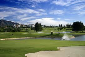 Golf galore in Mijas