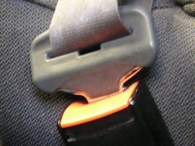 Spanish seat belt campaign keeps children safe