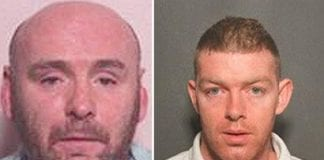 Suspects thought to be in Spain
