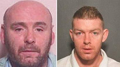 Two British murder suspects are thought to be in Spain