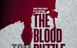 The Blood Puzzle by Tom Paver e
