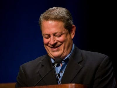 Al Gore urges Gibraltar to become climate change 'role model'