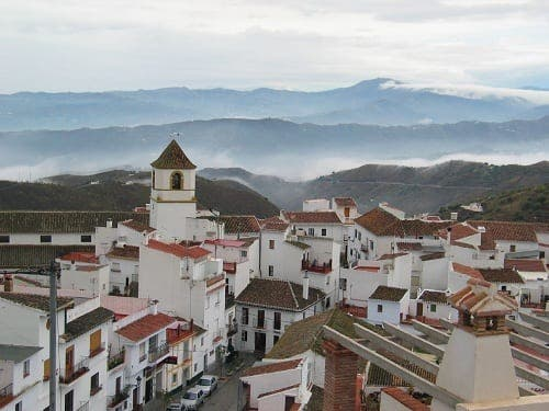 New Axarquia hiking route covering 80km