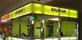 goldcar hire company