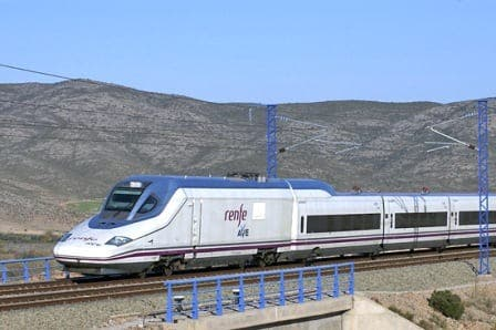 Spain's central courts put a stop to plans for railway testing track