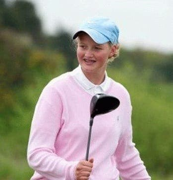 Teenage golf sensation to train on the Costa del Sol