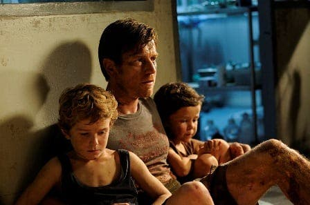 Spanish family tragedy told on the big screen