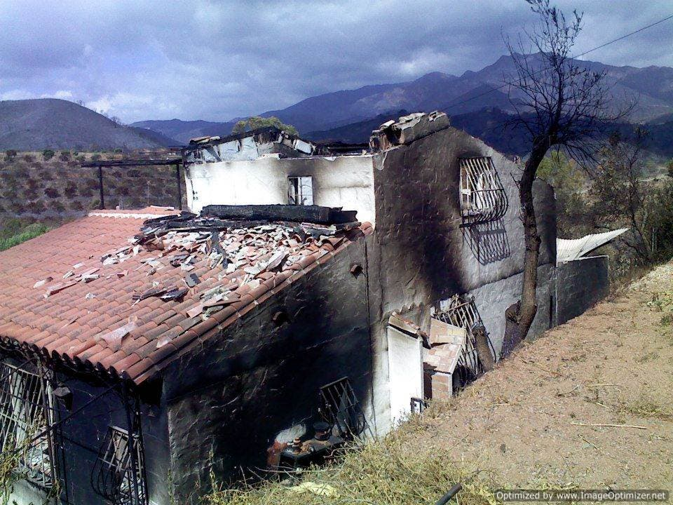 Expat fire victims forced to wait years to start rebuilding