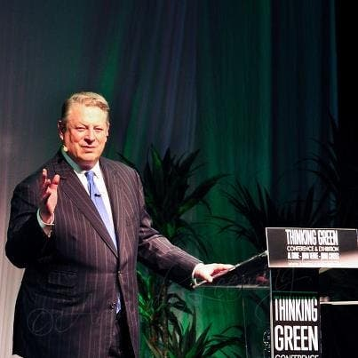 Green argument in Gibraltar