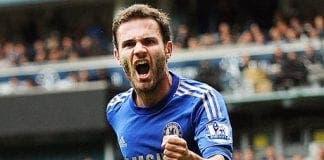 Chelseas Juan Mata