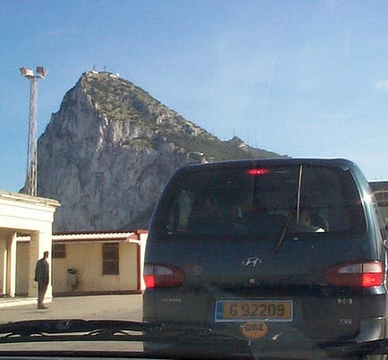 EU attempts to calm border row between Gibraltar and Spain