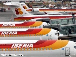 Spanish airline slashes jobs