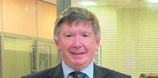 Ibex chairman John Harrison e