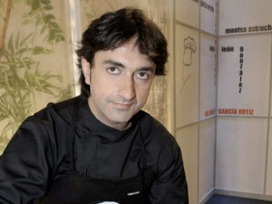 Malaga chef gets his Michelin star back