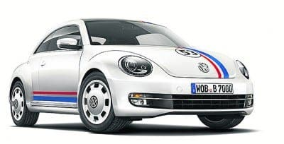 Volkswagen makes Spanish 'Herbie'