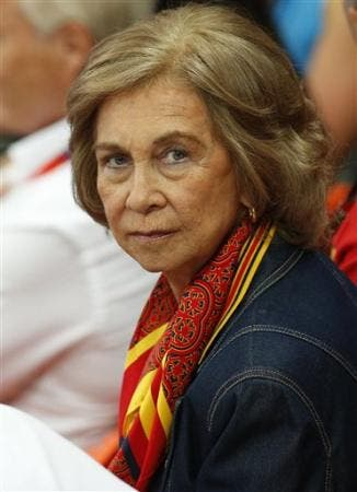 Queen Sofia sues online dating site for mock-up ad campaign