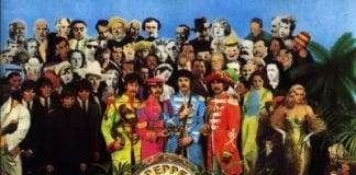 Sgt Pepper cover e