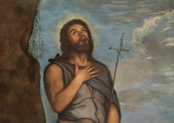 Titian found in Almeria church