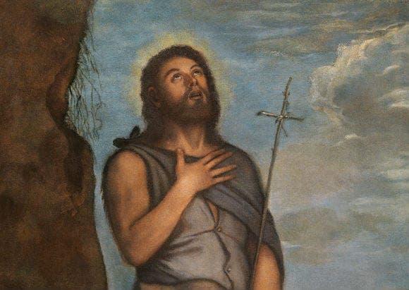 Titian found in Almeria church