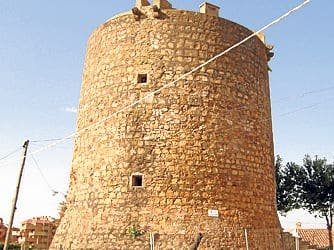 Andalucia's faulty tower