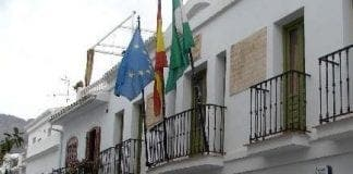 Town hall Ayuntamiento Frigiliana foreign residents advice group