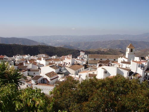 Lost in the Axarquia