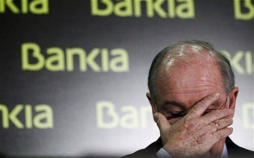 6,000 job cuts and 1,100 Bankia branches to close in €36.9 billion bailout
