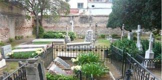 british cemetery valencia