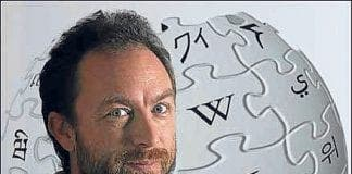 jimmy wales founder of wikipedia
