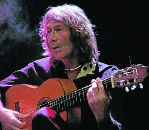 British flamenco guitarist given tribute in Nerja