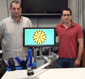 Spanish scientists make robot to help stroke victims