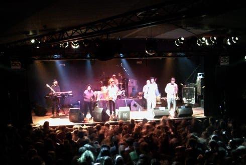 Review: The Skatalites @ La Sala El Tren, Granada