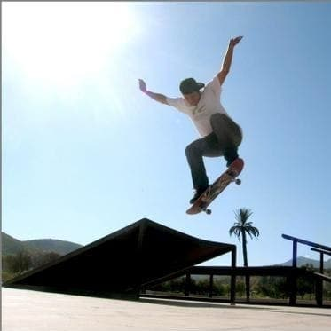 Skateboard ban in Torremolinos