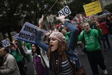 Spain faces cuts of €20 billion