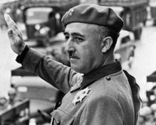 Arrest warrants for Franco-era crimes