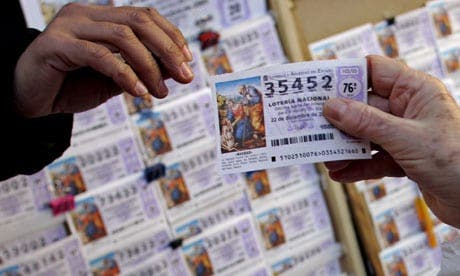 Free lottery tickets for the unemployed