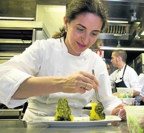 Spanish chef Elena Arzak announces new venture in London