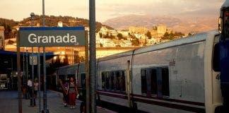Granada station