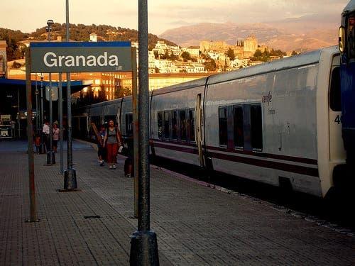 Algeciras to Granada passenger train service on the brink of closure